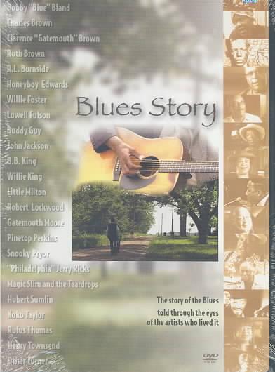 BLUES STORY (DVD)